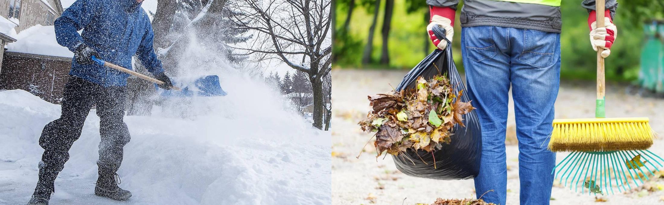 Fabio De Riso | Movimentazione cassonetti, spalatura neve, spargimento sale, sgombero cantine e solai, pulizie varie.